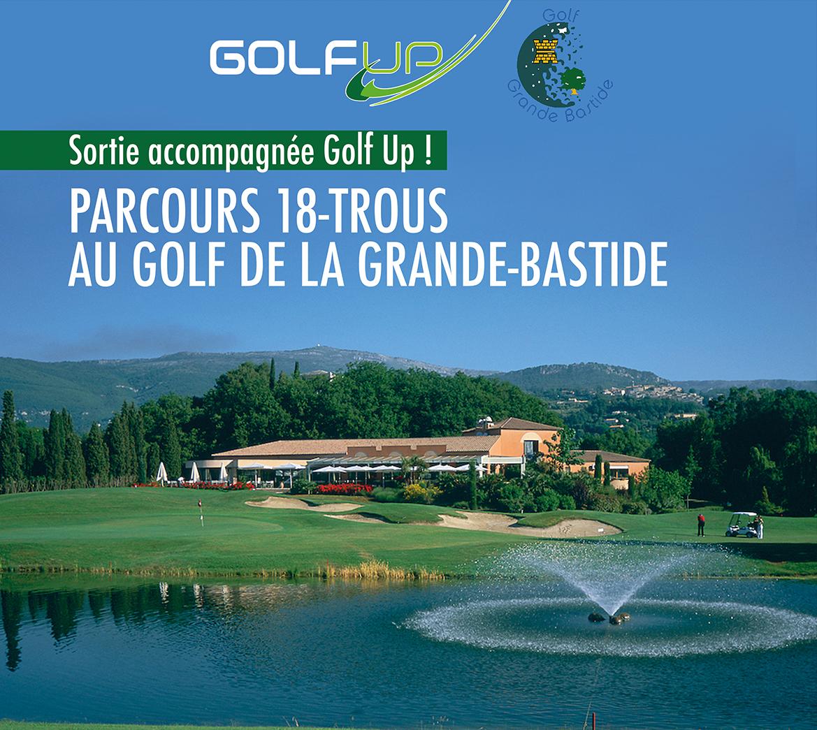 Sortie au golf de la Grande-Bastide, vendredi 27 mars