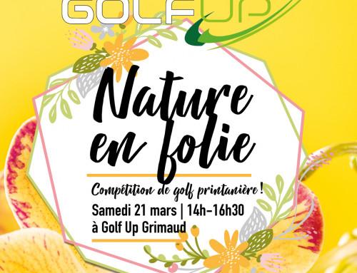 ANNULÉ Nature en folie, compétition le 21 mars